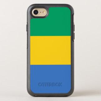 Flag of Gabon OtterBox iPhone Case