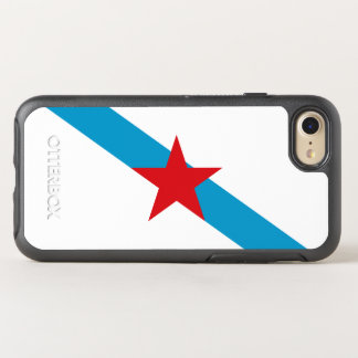 Flag of Galician Independence OtterBox iPhone Case