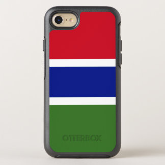 Flag of Gambia OtterBox iPhone Case