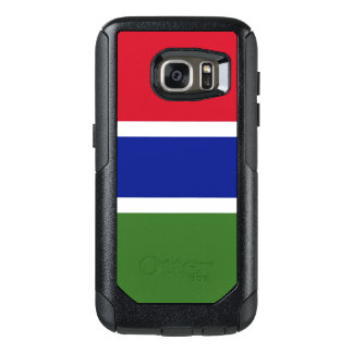 Flag of Gambia Samsung OtterBox Case