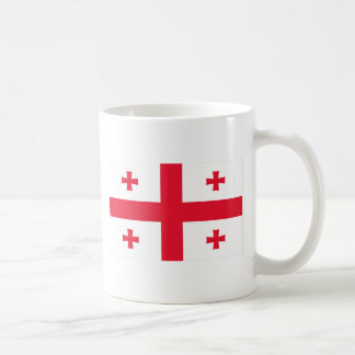 Flag of Georgia Coffee Mug
