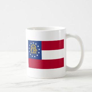 Flag Of Georgia Coffee Mug