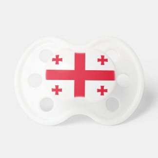 Flag of Georgia (country) - Pacifiers