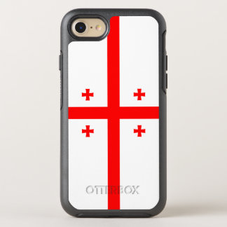 Flag of Georgia OtterBox iPhone Case