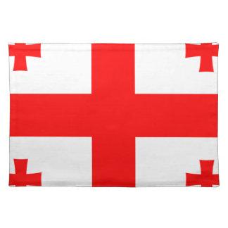 Flag Of Georgia Placemat