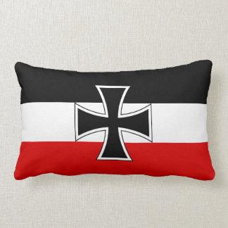 Flag of German Empire Lumbar Pillow
