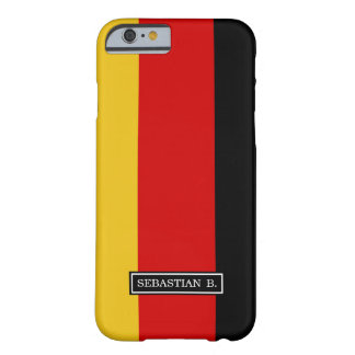Flag of Germany Barely There iPhone 6 Case