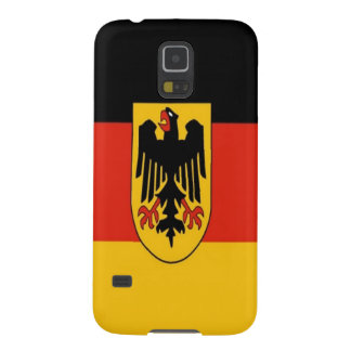 Flag of Germany Galaxy S5 Covers