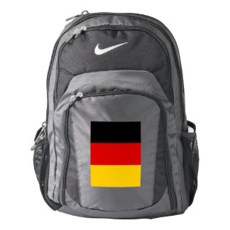 Flag of Germany or Deutschland Backpack