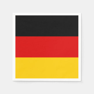 Flag of Germany Paper Napkins
