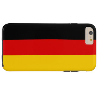 Flag of Germany Tough iPhone 6 Plus Case