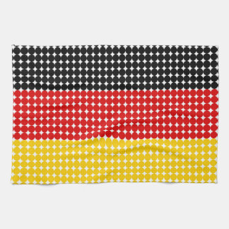 Flag of Germany Towels