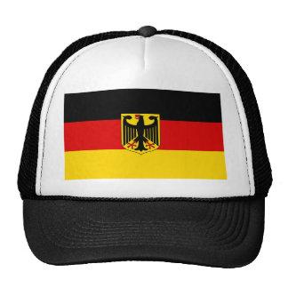 Flag_of_Germany_ Trucker Hat