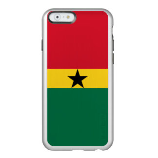 Flag of Ghana Silver iPhone Case