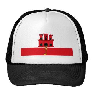 Flag of Gibraltar Trucker Hat