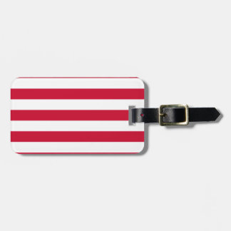 Flag of Goes Luggage Tag