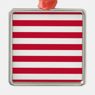 Flag of Goes Metal Ornament
