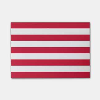 Flag of Goes Post-it Notes