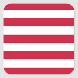 Flag of Goes Square Sticker