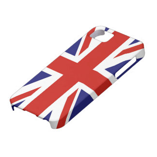 Flag of Great Britain iPhone 5 Cases
