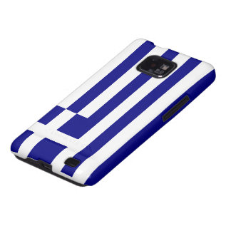 Flag of Greece Galaxy SII Covers