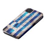 Flag of Greece; Greek iPhone 4 Covers