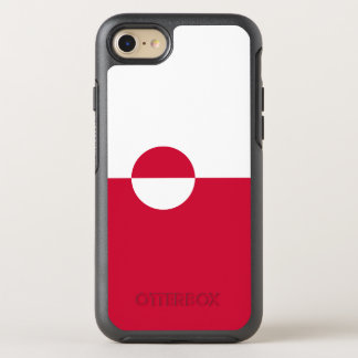 Flag of Greenland OtterBox iPhone Case