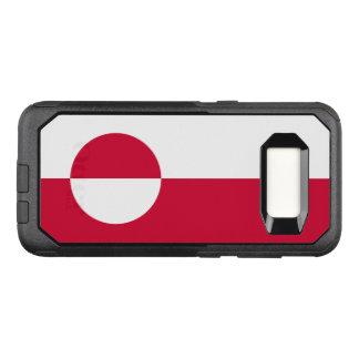 Flag of Greenland Samsung OtterBox Case