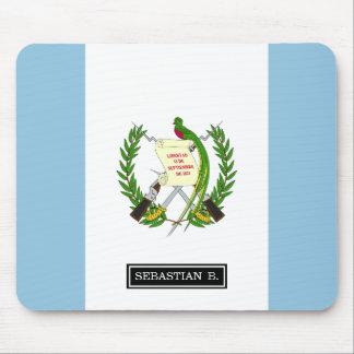 Flag of Guatamala Mouse Pad