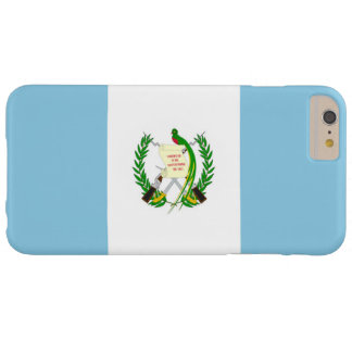 Flag of Guatemala Barely There iPhone 6 Plus Case