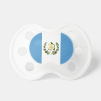 Flag of Guatemala - Central American Baby Pacifiers