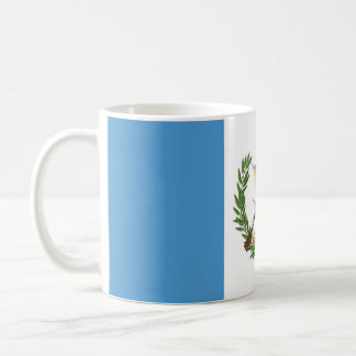 Flag of Guatemala - Central American Coffee Mug