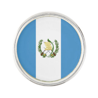 Flag of Guatemala - Central American Lapel Pin