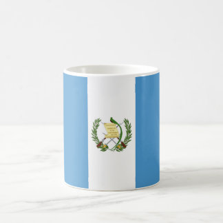 Flag of Guatemala - Central American Magic Mug