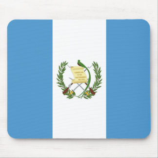 Flag of Guatemala - Central American Mouse Pad