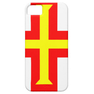 Flag of Guernsey Case For The iPhone 5