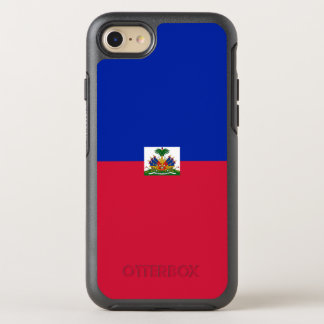 Flag of Haiti OtterBox iPhone Case
