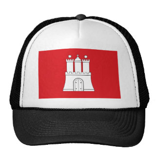 Flag_of_Hamburg Trucker Hat