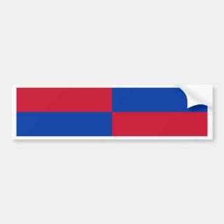 Flag of Harenkarspel Bumper Sticker