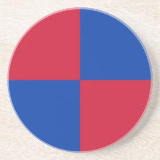Flag of Harenkarspel Coaster