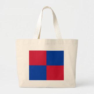 Flag of Harenkarspel Large Tote Bag
