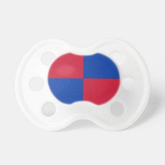 Flag of Harenkarspel Pacifiers