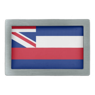 Flag Of Hawaii Belt Buckle