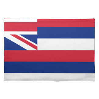 Flag Of Hawaii Placemat