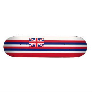 Flag of Hawaii Skateboard Deck