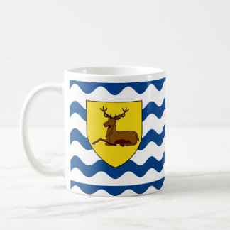 Flag of Hertfordshire Coffee Mug