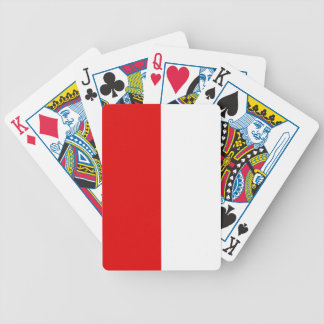 Flag of Hesse Bicycle Playing Cards