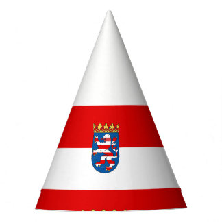 Flag of Hesse Party Hat