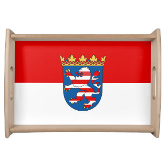 Flag of Hesse Serving Tray