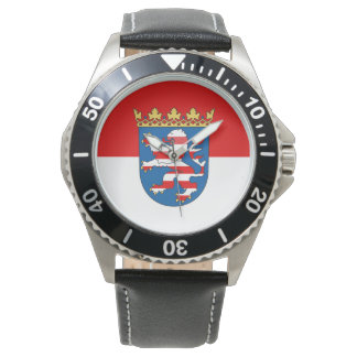 Flag of Hesse Watch